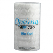 Allied West - Optima Big Roll Paper Towel, Premium 2-Ply 9x11 White