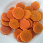 Sliced Carrots, 24/300
