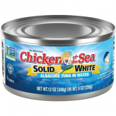 Chicken of the Sea - Solid White Albacore Tuna in Water