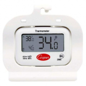 Cooper-Atkins - Digital Refrigerator/Freezer Thermometer, each