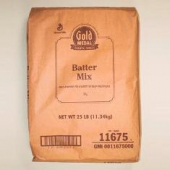 Gold Medal - Batter Mix