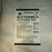 Nancy Brand - Buttermilk Hotcake Mix