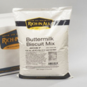 Rich-In-All - Buttermilk Biscuit Mix, 25 Lb