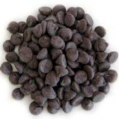 Guittard Chocolate - Semisweet Chocolate Cookie Chips, 25 Lb