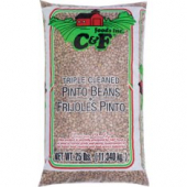 C&F - Double Cleaned Pinto Beans