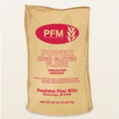 PFM - Power Flour, 25 Lb