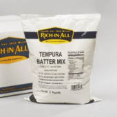 Rich-In-All - Tempura Batter, 25 Lb