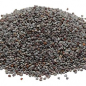 Nancy Brand - Poppy Seeds, Whole, 25 Lb