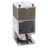 Bunn-O-Matic - Double Hopper Coffee Grinder, 6 Lb Low Profile, 120V