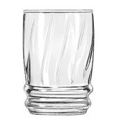 Libbey - Cascade Juice/Side Water Glass, 6 oz Heat Treated