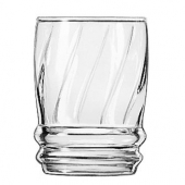 Libbey - Cascade Beverage Glass, 8 oz Heat Treated