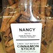 Nancy Brand - Cinnamon, Whole Batavia, 2 Lb