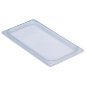 Cambro - Camwear Food Pan Seal Cover, Fits 1/3 Size Pan, Translucent Plastic