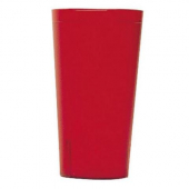 Cambro - Colorware Tumbler, 32 oz Clear Pebbled Plastic