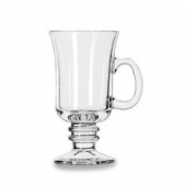 Libbey - Irish Glass Coffee Mug, 8.5 oz