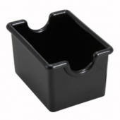 Winco - Sugar Packet Holder/Caddy, Black Plastic