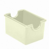 Winco - Sugar Packet Holder/Caddy, Clear Plastic