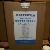 Antonio Brand - Cottonseed Oil