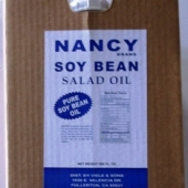 Nancy Brand - Soybean Oil, 560 Fl Oz
