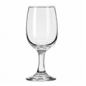 Libbey - Embassy Wine Glass, 8.5 oz