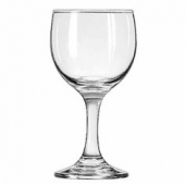 Libbey - Red Wine Glass, Embassy, 6.5 oz