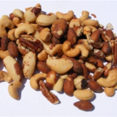 Mixed Nuts (No Peanuts), 3/2 Lb