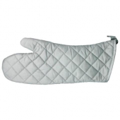 "Winco - Oven Mitt, 17"" Silicone Coated, Temp Range from 0-200 degrees F"