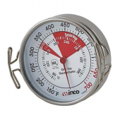 "Winco - Grill Surface Thermometer, 150-700 degrees F, 2"" Dial"