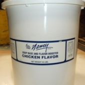 Nancy Brand - Chicken Flavor and Soup Base, 45 Lb