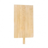 "American Metalcraft - Pizza Peel, 18x29.5 Wood, 36"" Overall Length"