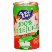 Ruby Kist - Apple Juice, 5.5 oz