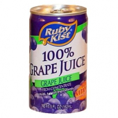 Ruby Kist - Grape Juice, 5.5 oz
