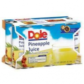 Dole - Pineapple Juice, 6 oz