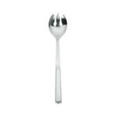 Serving Spoon, Notched Stainless Steel