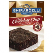Ghirardelli - Triple Chocolate Brownie Mix