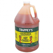 Trappey's - Louisiana Hot Sauce, Plastic Bottle, 4/1 gal