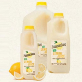 Perricone Farms - Lemon Juice, Fresh Squeezed, 4/.5 gallon