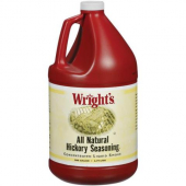 Hickory Seasoning - Wright's All Natural Hickory Seasoning Liquid Smoke, 4/1