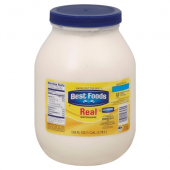 Best Foods - Real Mayonnaise, 4/1 Gal