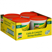 Knorr - Caldo de Camaron/Shrimp Bouillon Soup Base