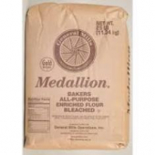 General Mills - Medallion All Purpose Bakers (Bread and Pizza) Flour