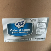 Ventura - Cake & Icing Vegetable Shortening
