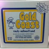 Gold Coast Lard, Refined for Frying/Baking