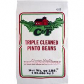 C&F - Triple Cleaned Pinto Beans