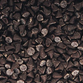 Guittard Chocolate - Tiny Semisweet Chocolate Cookie Chips, 50 Lb (10000 count)