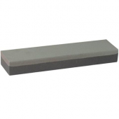 Winco - Sharpening Stone, Combination with Fine and Medium Grain, 8x2x1
