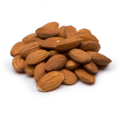 Almonds, Whole Raw Shelled, 5 Lb