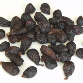 Black Figs, Dried