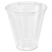 Solo - Cup, 5 oz Ultra Clear PET Plastic