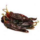 Guajillo Chile Pepper, Dried